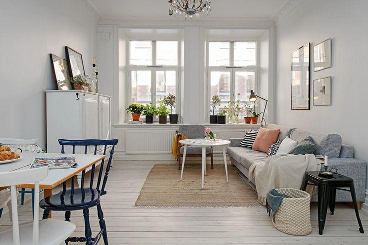 Inrichting Zweedse stijl - Interieur Insider