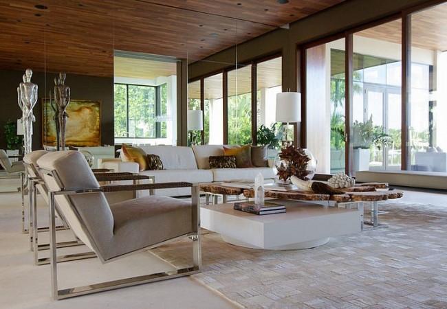 Coastal Miami by SLC Interiors