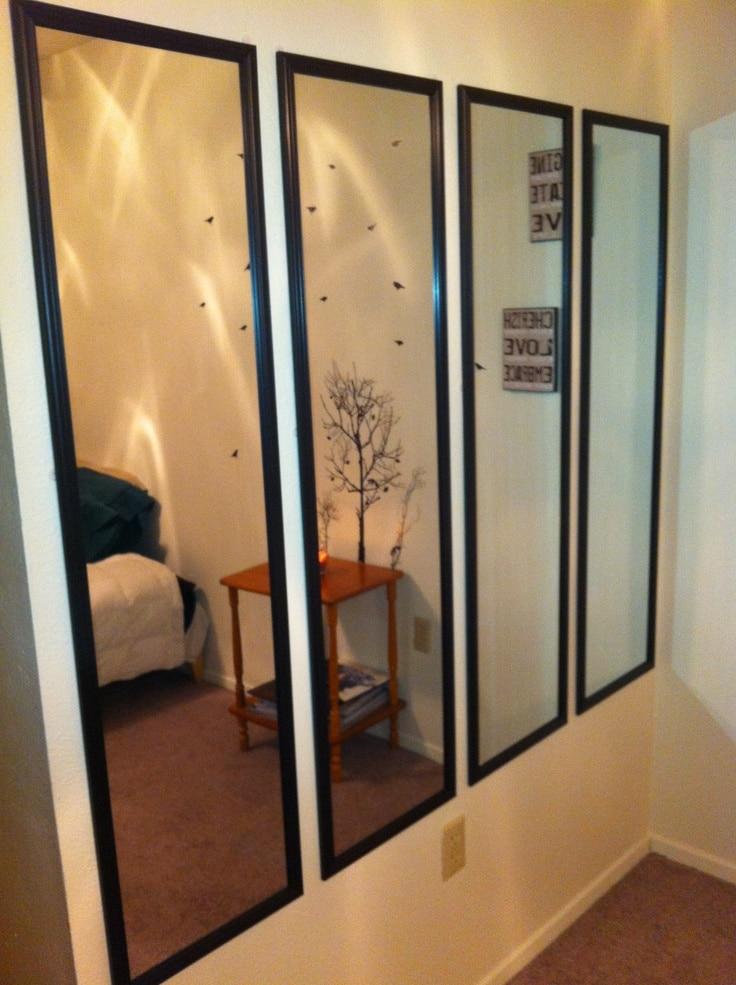Spiegel in slaapkamer - Interieur Insider