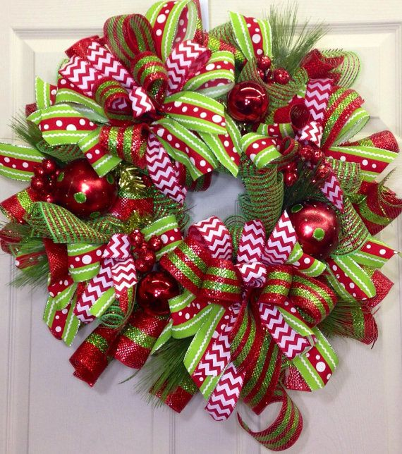 Kerst kransen interieur insider - Admirable christmas wreath decorating ideas to welcome the december ...