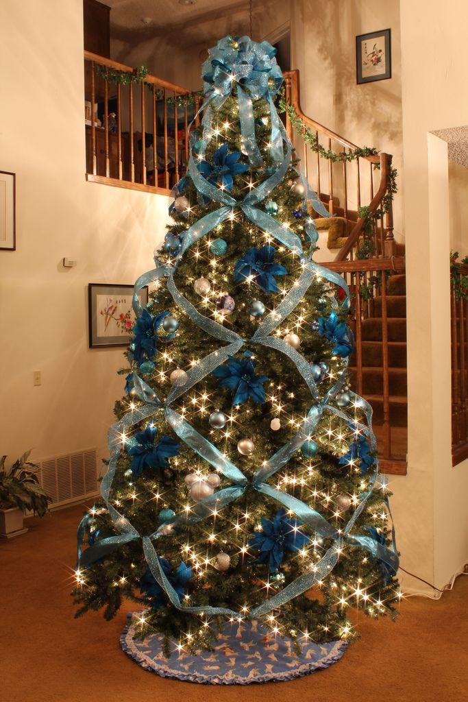 Ideeën kerstboom versieren