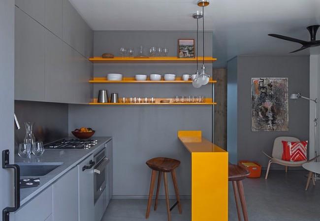 Micro Appartement door Vertebrae Architexture