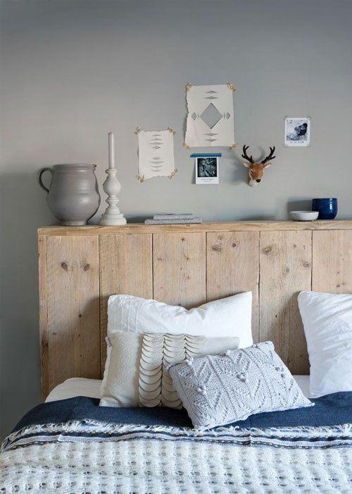 blauwe slaapkamer  interieur insider, Meubels Ideeën