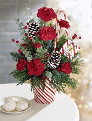 Kerst Bloemen InteriorInsidernl