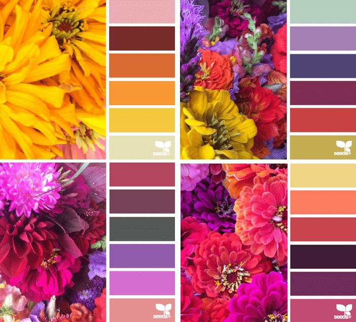 bohemian kleur