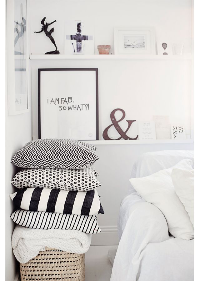 Slaapkamer decoraties - Kamer wit design ...
