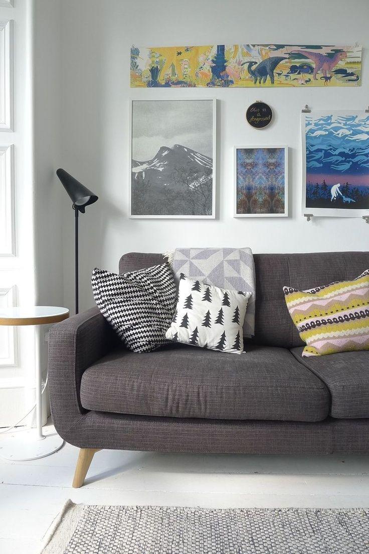 Donkere kleuren in huis   interieur insider