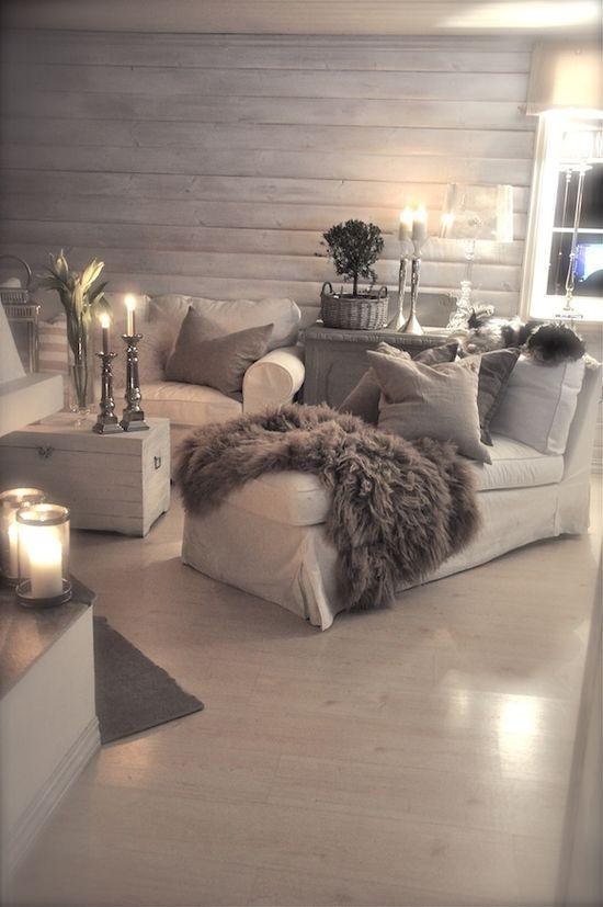 grijstinten woonkamer - interieur insider, Deco ideeën