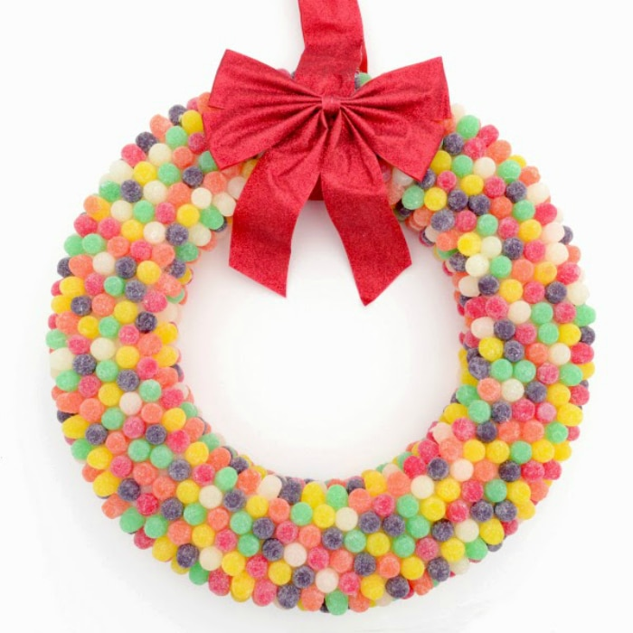 gumdrop-wreath