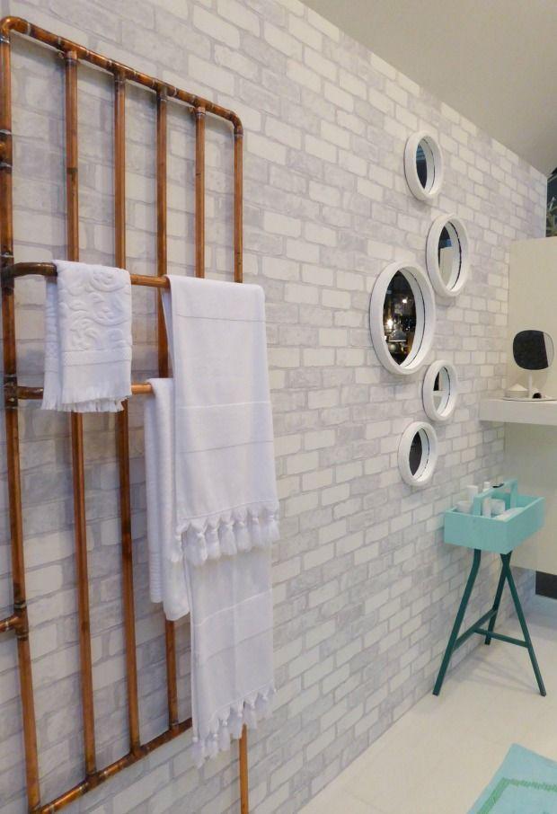 Handdoeken opbergen - Interieur Insider