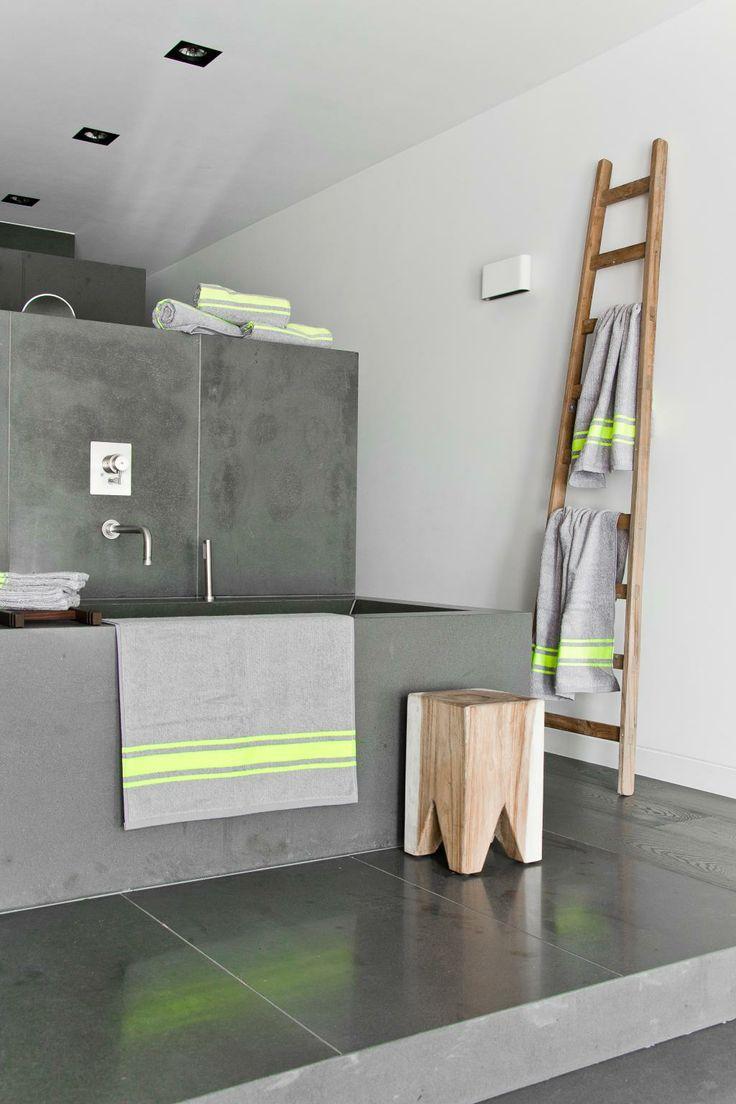Handdoeken Opbergen Interieur Insider