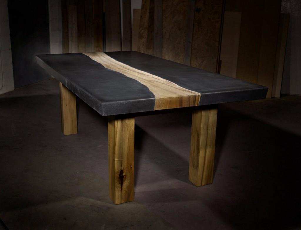 Hout En Beton : Elegant keuken hout en beton keukens ideeën