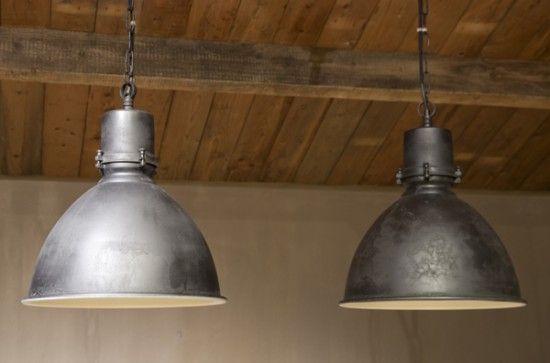Design Lampen Voor Keuken : Industri?le hanglamp interieur insider
