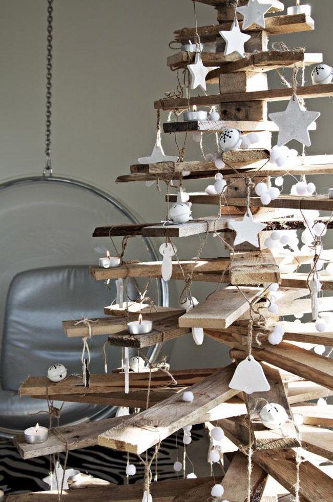 Kerstboom idee - Van deco ideeen ...