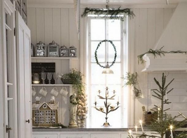 Haal de wintersfeer in huis interieur insider for Kerst ideeen voor in huis