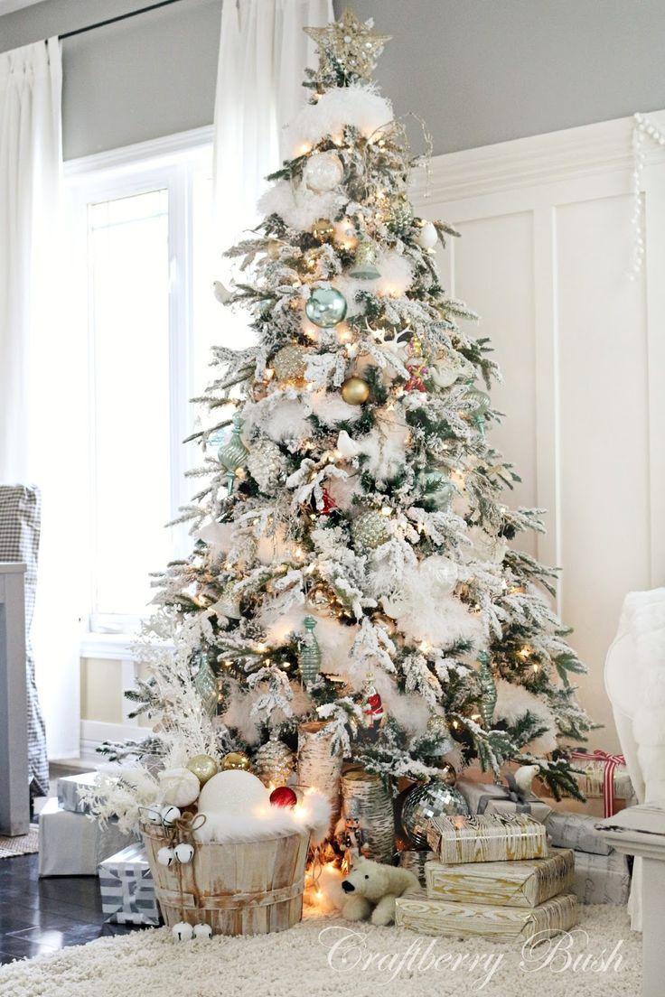 Versiering voor de kerstboom interieur insider - Versieren kantoor ...