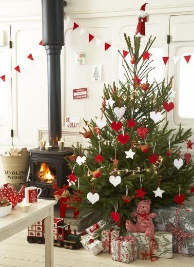 Versiering voor de kerstboom