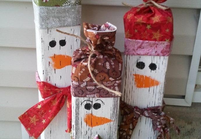 3 x kerstmis decoratie zelf maken
