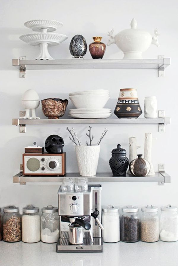 Decoratie Keuken Ikea : IKEA Kitchen Shelves