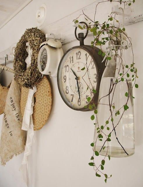 Vintage klokken