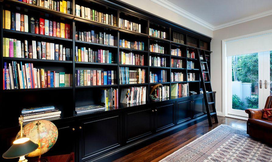 Bibliotheek ladders