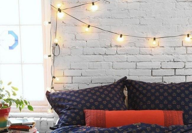 led lampjes slaapkamer Archieven - Interieur Insider