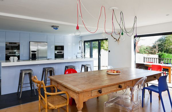 mix-chairs-around-farm-table