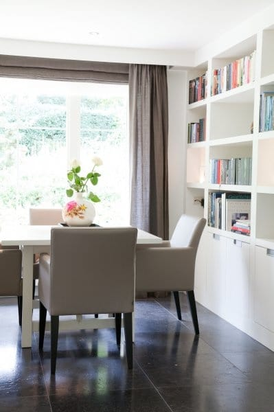 Moderne kasten woonkamer for Moderne woonkamer