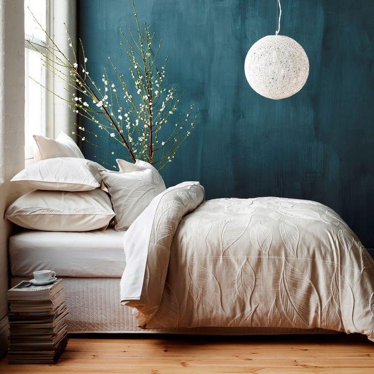Muur slaapkamer — InteriorInsider.nl