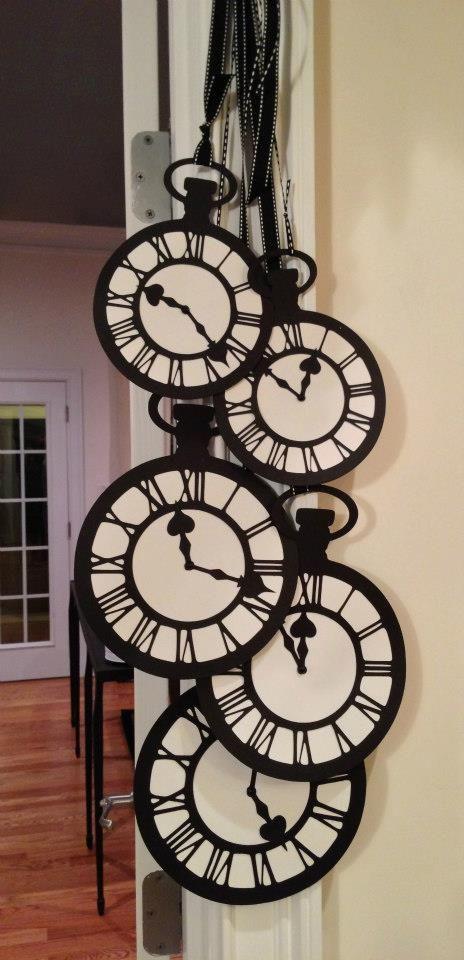 Nieuwjaars versiering — InteriorInsider.nl New Years Eve Clock Clip Art
