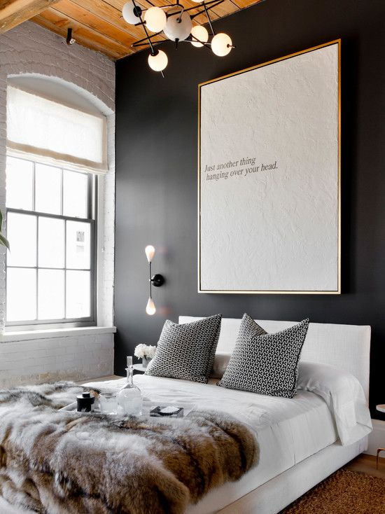 Posters in slaapkamer — InteriorInsider.nl