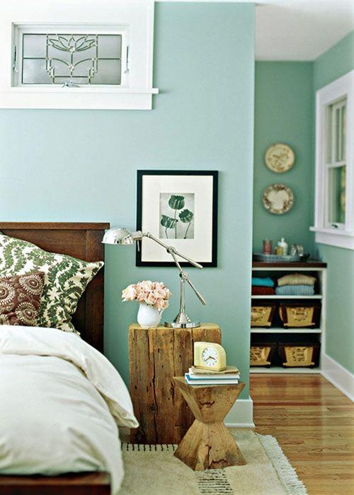 inspiratie slaapkamer kleuren  interieur insider, Meubels Ideeën