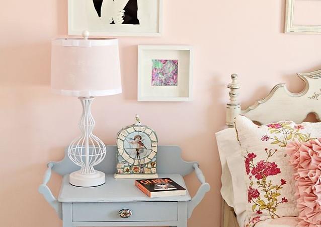 inspiratie slaapkamer kleuren er zijn enorm veel verschillende kleuren ...