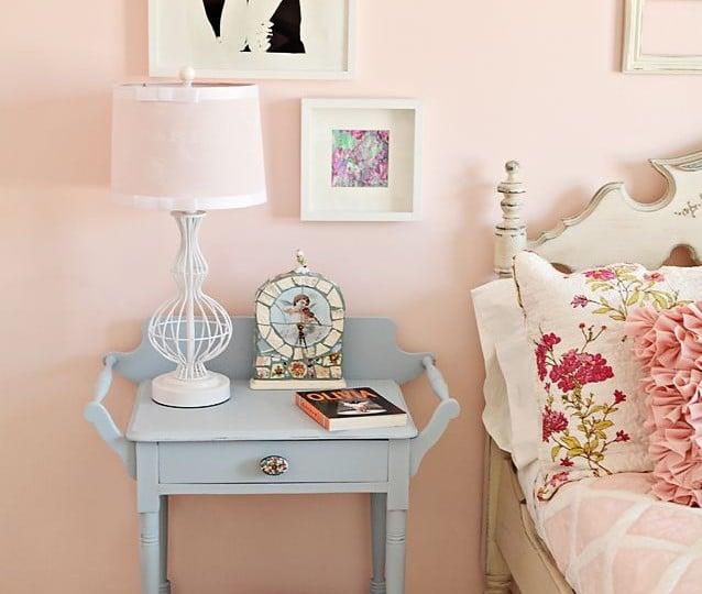 Inspiratie slaapkamer kleuren