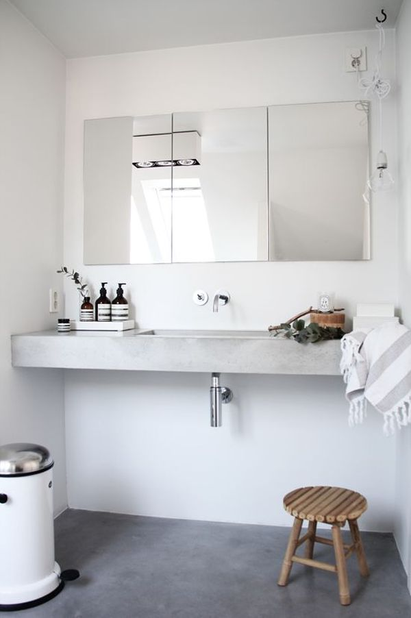 small-bathroom-white-and-concrete