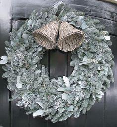 Kerstdecoratie tuin