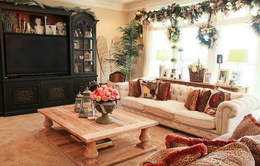 Raamdecoratie Kerst Interiorinsider Nl