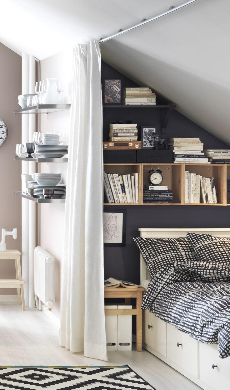 Inrichten slaapkamer met schuin dak ~ [Spscents.com]
