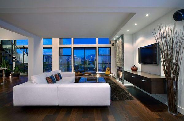 Zwevende meubels