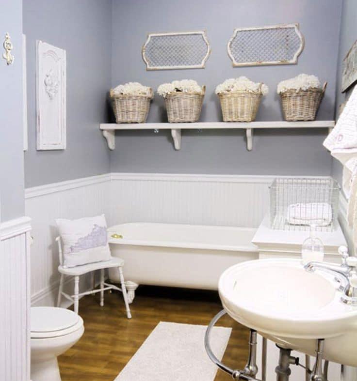 Leuke badkamers interieur insider - Kleine badkamer deco ...