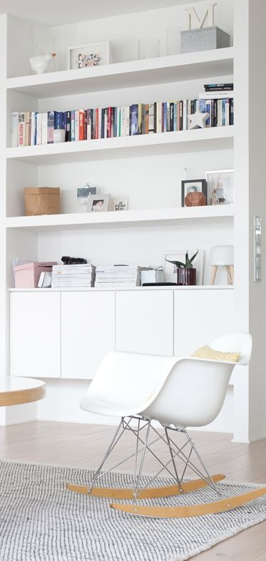 Boekenkast voorbeelden interieur insider for Interieur voorbeelden