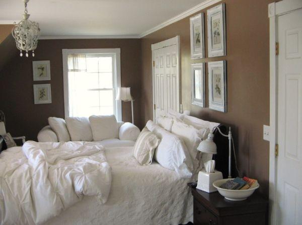 bruine slaapkamer Archieven - Interieur Insider