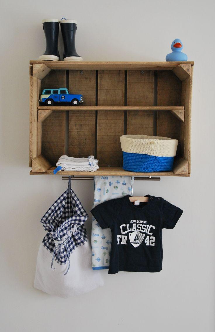 Inrichting babykamer jongen interieur insider - Jongen kamer decoratie idee ...