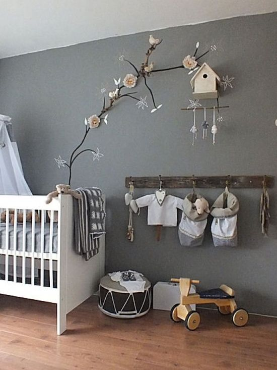 Inrichting babykamer jongen interieur insider for Decoration chambre de bebe unisex