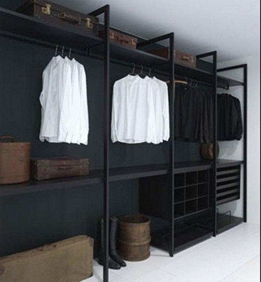 inloopkast maken. Black Bedroom Furniture Sets. Home Design Ideas