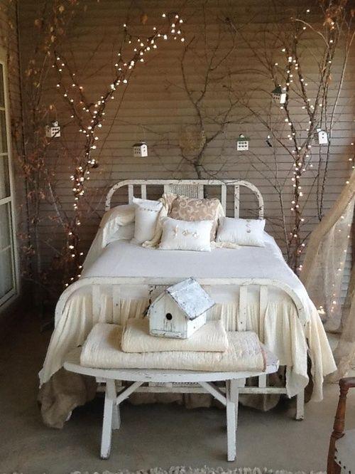 romantische slaapkamers - interieur insider, Deco ideeën