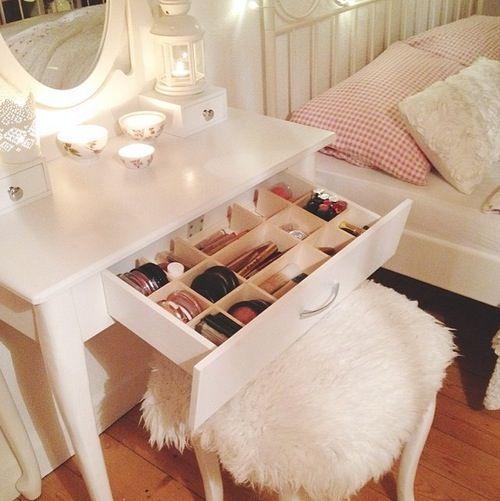make up tafel voorbeelden interiorinsider