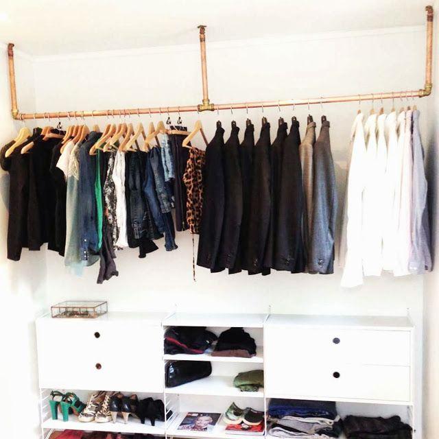 Handig kleding opbergen