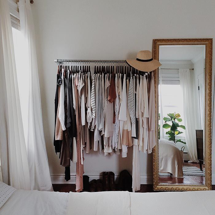 Handig kleding opbergen - Interieur Insider