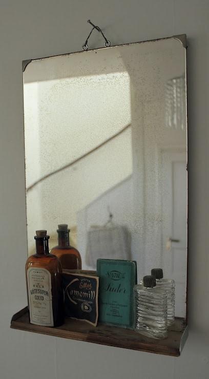Vintage spiegels voorbeelden - Spiegel draaibare badkamer ...